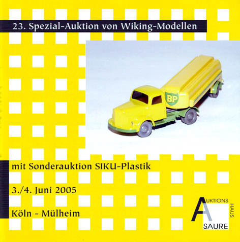 23.Wiking-Auktion