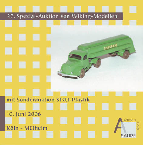 27.Wiking-Auktion