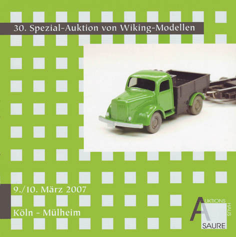 30.Wiking-Auktion