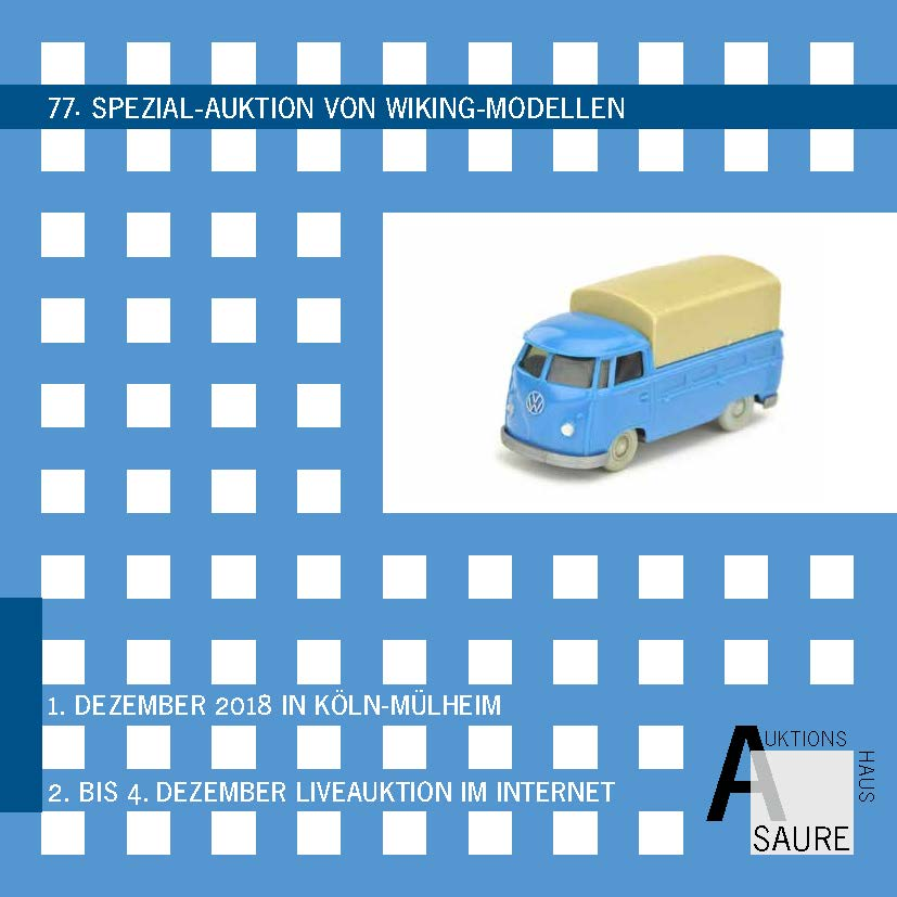 77.Wiking-Auktion (1.Tag), Saalauktion